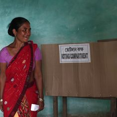 Voting for bypolls closes in Assam, Tripura, Arunachal, West Bengal, Tamil Nadu, MP, Puducherry