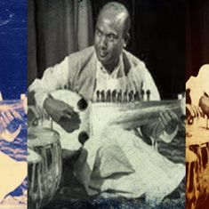 Listen to Ali Akbar Khan's bold experiments with raag Yaman Kalyan