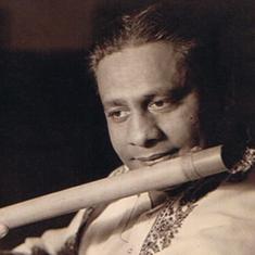 Listen: Flute maestro Pannalal Ghosh interprets raag Yaman in all its hues