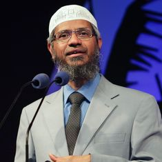 Zakir Naik's NGO says it donated Rs 50 lakh to Rajiv Gandhi Foundation in 2011