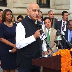 MJ Akbar responsible for Congress opposition to Shah Bano decision, claims former bureaucrat