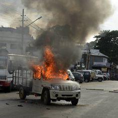 त्रिपुरा से आ रही इस चेतावनी पर सरकार और राजनीतिक दलों, दोनों को ध्यान देना होगा