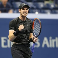Andy Murray's one true achievement this year has been the zen-like aura he's adopted