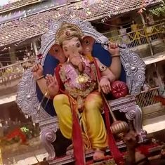 The search for the ideal Ganpati film song is full of obstacles