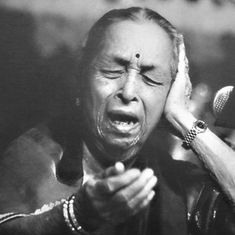 These Raag Bhairav renditions by Gangubai Hangal and Prabha Atre break all sexist stereotypes