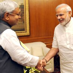 As Nitish Kumar earns Amit Shah's praise for backing demonetisation, will his gamble pay off?