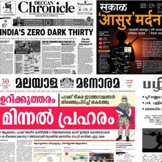 'India's Zero Dark Thirty': Headlines celebrate surgical strikes across the LoC