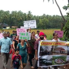 Goa villagers battle state's plan to set up IIT campus on common land
