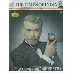 Forget Pierce Brosnan's stunts – all pan masala ads target the aspirational, sentimental Indian