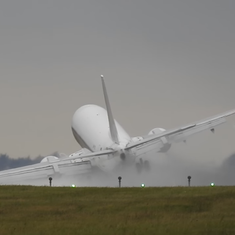 Watch these videos of crosswind landings by planes. You'll know why everyone loves them