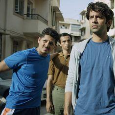 It's a goal for football film 'Tu Hi Mera Sunday'