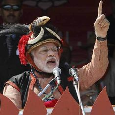 By joining the Arunachal Pradesh government, the BJP has taken another big stride in the North East
