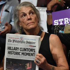 Why newspaper endorsements might matter more in this US presidential election