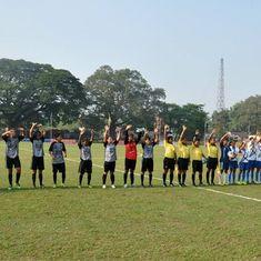 Do you know India's first-ever women's football I-League has officially begun?