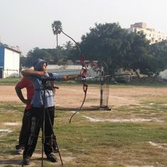 Shooting for an Olympic win, these Tamil Nadu archers are taking on one target at a time