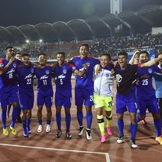 On a monumental Wednesday evening, Bengaluru FC scripted Indian football's proudest moment