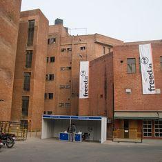 Manipuri student found dead in JNU hostel room, police suspect suicide