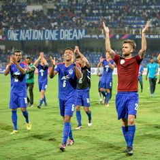 From the stands: Watching Bengaluru FC achieve history and send 21,378 of us into delirious joy