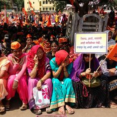 Supporting caste: A peek at the massive machine behind the enormous Maratha rallies