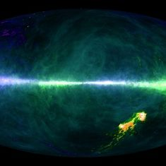 Under the Milky Way: What a new map tells us about our galaxy