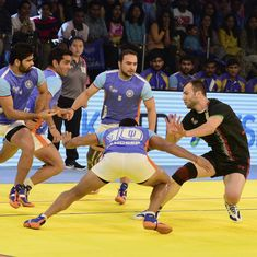 India win third Kabaddi World Cup in a row after beating Iran in final