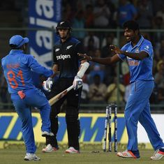 Thanks to Jasprit Bumrah's toe-crushers, India's death bowling is no longer a laughing stock