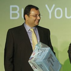 No one knows why Cyrus Mistry got removed as Tata's chairman (but here are four theories)
