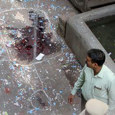 Home Ministry seeks report after blast at Delhi's Naya Bazaar kills one, injures five