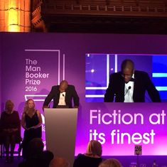 American writer Paul Beatty wins the Man Booker Prize for his satirical novel 'The Sellout'