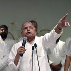 UP elections: No alliance for Samajwadi Party, says Mulayam Singh Yadav