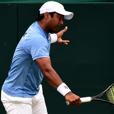 Tennis: Leander Paes, Ramkumar Ramanathan register straight-sets win in KPIT-MLSTA ATP Challenger