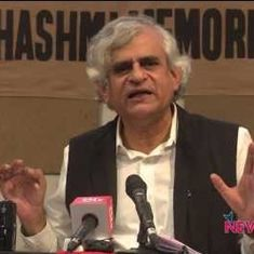'The surgical strike was not the one reported in the news': Watch P Sainath on media and on wealth