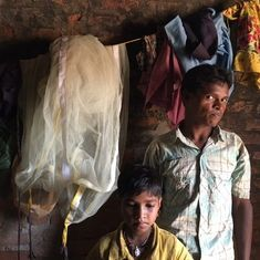 Odisha forgot to fight mosquitoes in this malaria hotbed – until another disease struck children