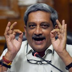 Here's why Manohar Parrikar should pause before declaring his 'personal view' on nuclear policy