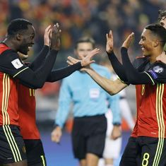 Video: With Belgium hammering Estonia 8-1, it wasn't a great Sunday for the goalkeepers