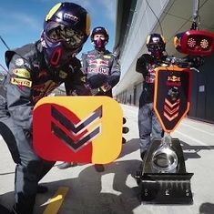 Watch: This is how a Formula One pit stop works at such incredible speed