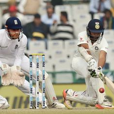 Parthiv Patel takes India to emphatic eight-wicket win over England in 3rd Test