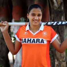 For India's Rani Rampal, the 12th place finish in Rio only served as motivation to get better