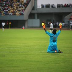 In photos: Glimpses of Cameroon's journey to the final of the women's African Cup of Nations