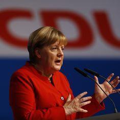 'इस्लामिक आतंकवाद जर्मनी के लिए सबसे बड़ा खतरा है' : एंजेला मर्केल