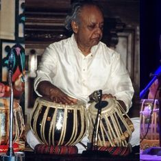 Listen: Alla Rakha, Zakir Hussein and others display the versatility of the Punjab gharana