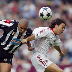 Video: Rewind to 13 years ago, when an all-Italian Champions League final went into penalties