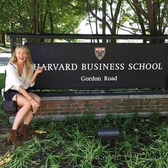 Suspended from tennis, Maria Sharapova says she's off to Harvard Business School