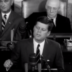 Watch President Kennedy convincing America to do, 55 years ago, what ISRO is doing in space