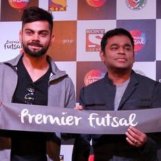 Video: So Virat Kohli thinks he can dance? He's right
