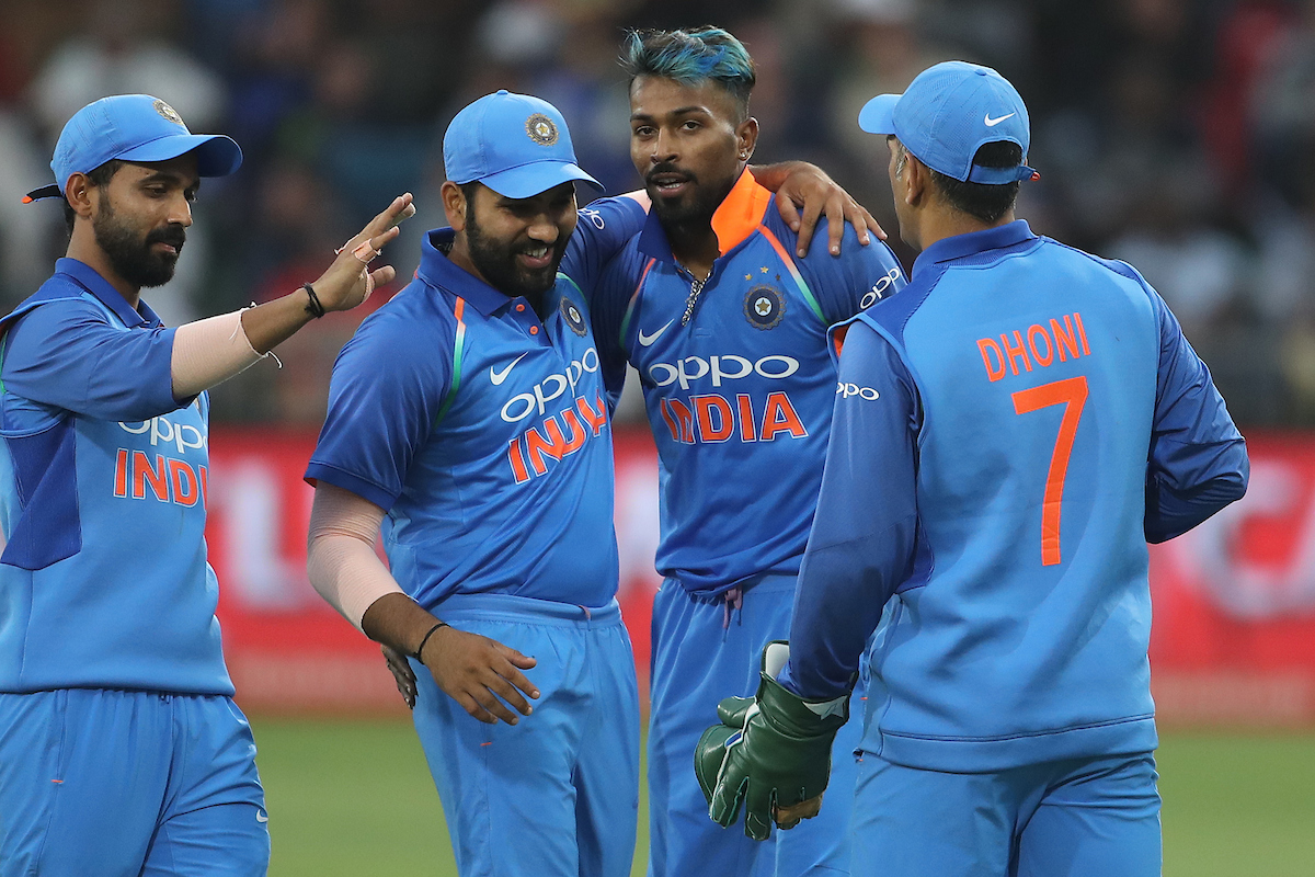 India beats Proteas, secures ODI series win