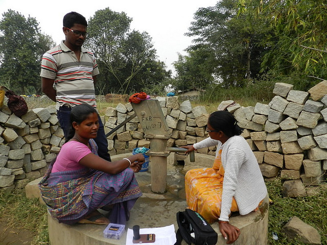 The project in Jharkhand. [Photo courtesy Akvo]