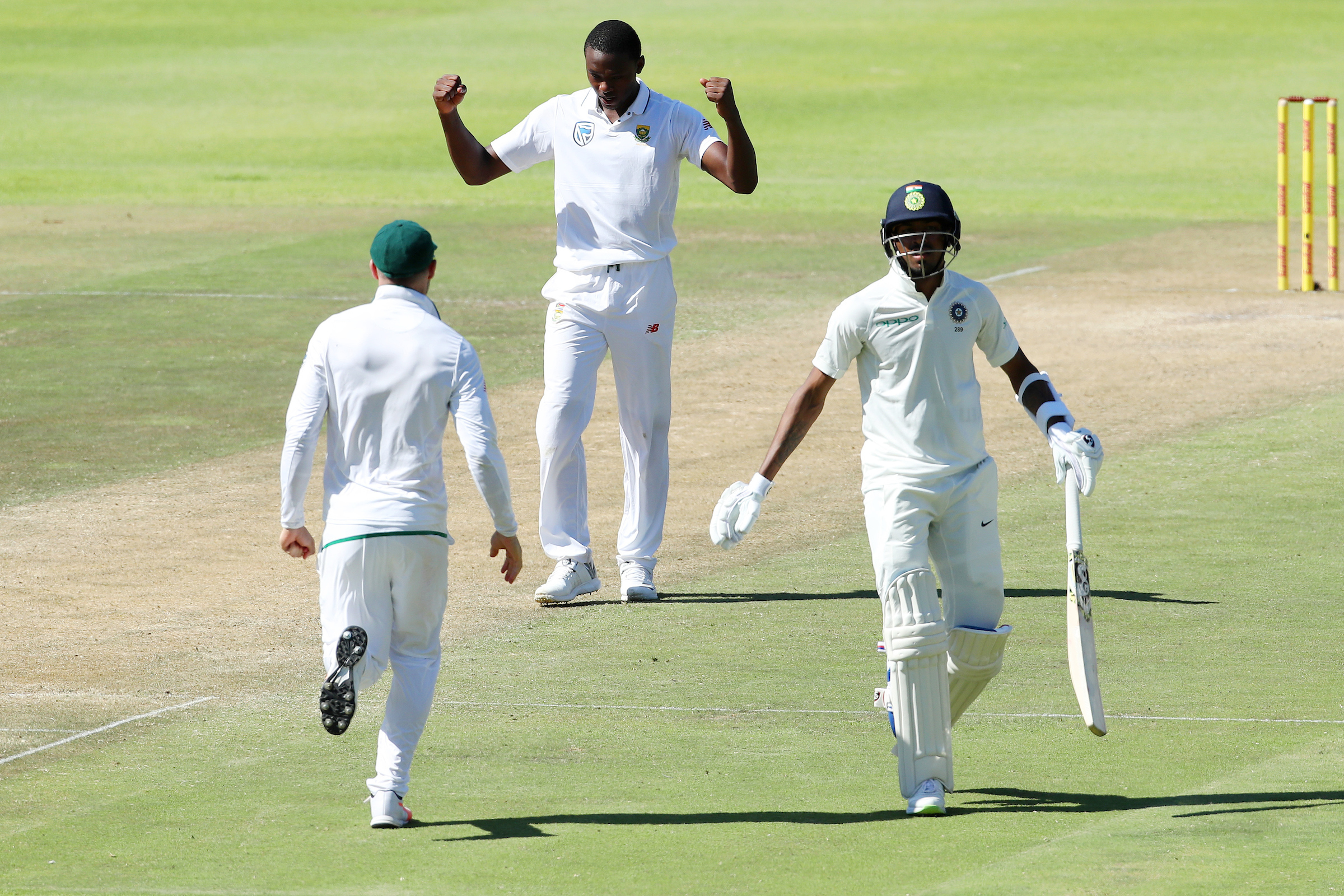 Lungi Ngidi cracks test squad nod