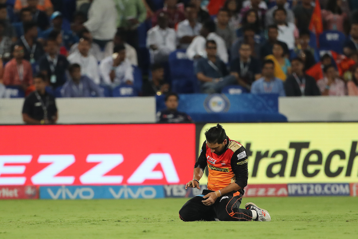 IPL: Shikhar Dhawan hits fifty as Sunrisers see off Mumbai