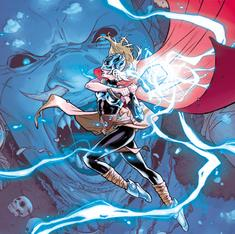 Female Thor knocks out anti-feminist villain – but this isn't the coup it seems